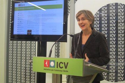 ICV reúne en una web de transparencia su situación financiera y las agendas de sus cargos