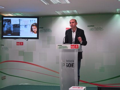 """PSOE-A inicia una campaña para explicar las diferencias entre los PGE y los de la Junta y """"desenmascarar"""" al PP-A"""