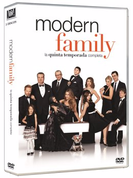 SORTEO: Tres DVD de la quinta temporada de Modern Family
