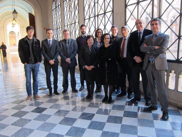 VII Premios del Consell Social i de la Fund.Bosch i Gimpera