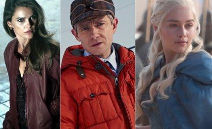 Las diez mejores series de 2014: Juego de tronos, Mad Men, Fargo...