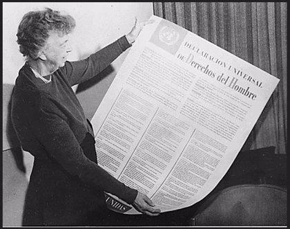 10 curiosidades sobre la Declaración Universal de los Derechos Humanos