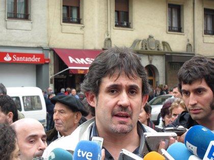 """Urizar (EA) pide un """"proceso constituyente"""" vasco y no conformarse con """"un trozo de pastel de la reforma española"""""""