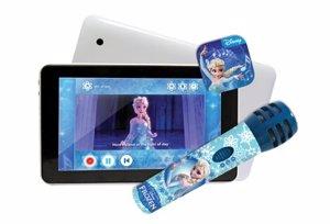 Tablet Frozen Ingo Devices