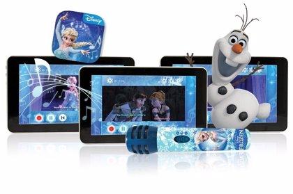 Sorteamos una Tablet Karaoke de Frozen + App con micrófono