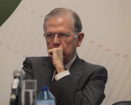 Economía/Macro.- El débil crecimiento de Europa, principal amenaza de la economía española, según Malo de Molina
