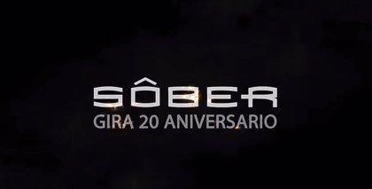 Sôber hará una gira 20 aniversario con sus bandas paralelas Savia y Skizoo