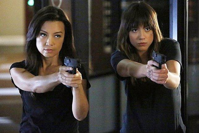 Agents of S.H.I.E.L.D. Se unirá a Los Vengadores: La era de Ultrón