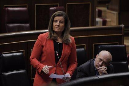 """Báñez recuerda que el PSOE aprobó la ley que """"discrimina"""" a retornados"""