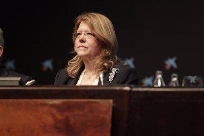 """Elvira Rodríguez dice que la CNMV siguió """"los pasos habituales"""" en la salida a Bolsa de Bankia"""
