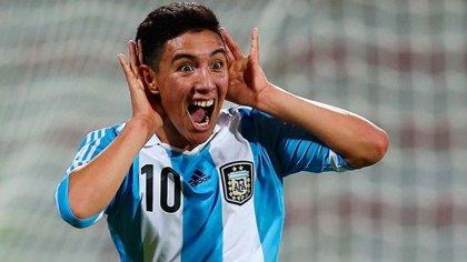 El Villarreal ficha al joven mediapunta argentino Leo Suárez