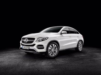 Mercedes-Benz muestra el nuevo GLE Coupé