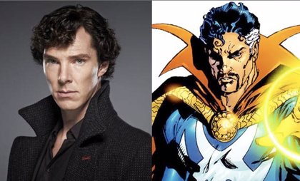 """Benedict Cumberbatch, sobre Doctor Extraño: """"Es muy emocionante"""""""