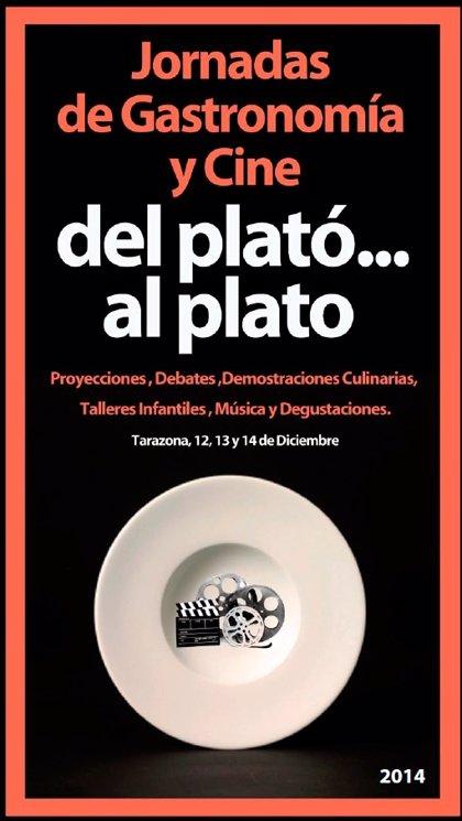 Jornadas sobre cine y gastronomía en Tarazona