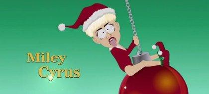 Miley Cyrus, Iggy Azalea, Lorde, U2 y Taylor Swift, en el final de temporada de South Park