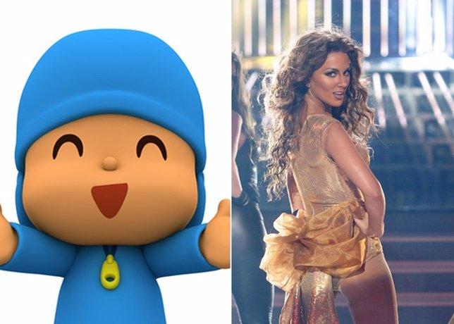 Lo más visto de YouTube en España este 2014: de Pocoyó a Edurne a lo Beyoncé