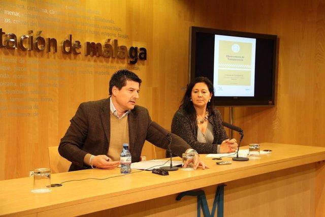 Municipios transparencia Ley Diputación