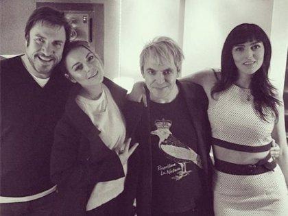 Lindsay Lohan canta en el nuevo disco de Duran Duran