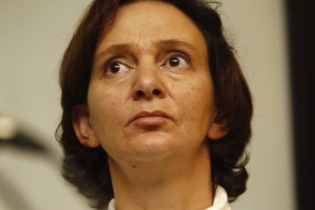 Carolina Bescansa, líder de Podemos