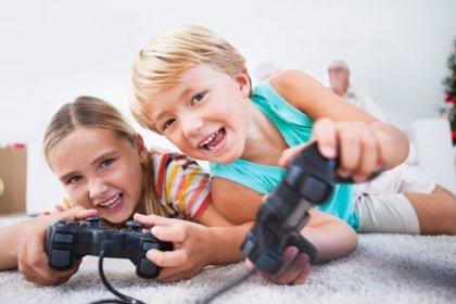 4 beneficios de los videojuegos para los niños