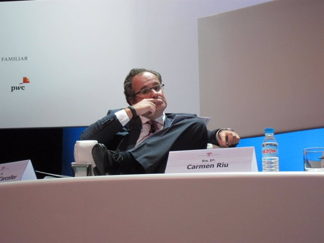 El presidente de Damm, Demetrio Carceller