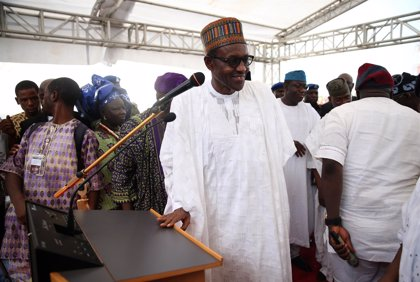 El ex presidente nigeriano Muhamadu Buhari se perfila como candidato opositor para enfrentarse a Jonathan
