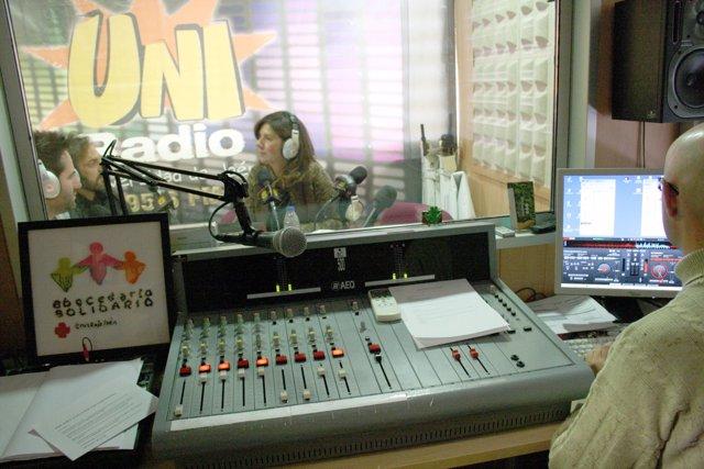 Maratón de radio enmarcado en la iniciativa Abecedario Solidario