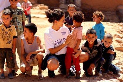 Mercadillo solidario para escolarizar a 72 niños marroquíes