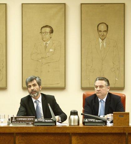 """El Congreso emplaza al CGPJ a disminuir la """"excesiva"""" duración de macrocasos para que no se alarguen más de 5 años"""