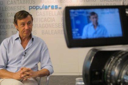 """Hernando (PP) cree que la infanta Cristina debería """"reflexionar"""" sobres si mantiene sus derechos dinásticos"""