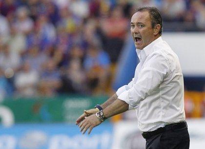 Juan Ignacio Martínez, nuevo entrenador del Almería