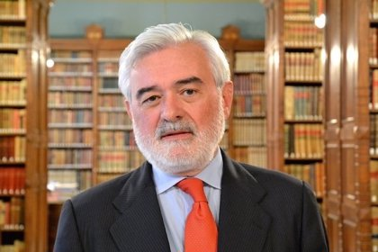 El lucense Darío Villanueva, elegido director de la RAE