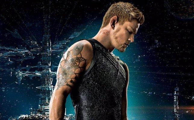 Channing Tatum en Jupiter Ascending