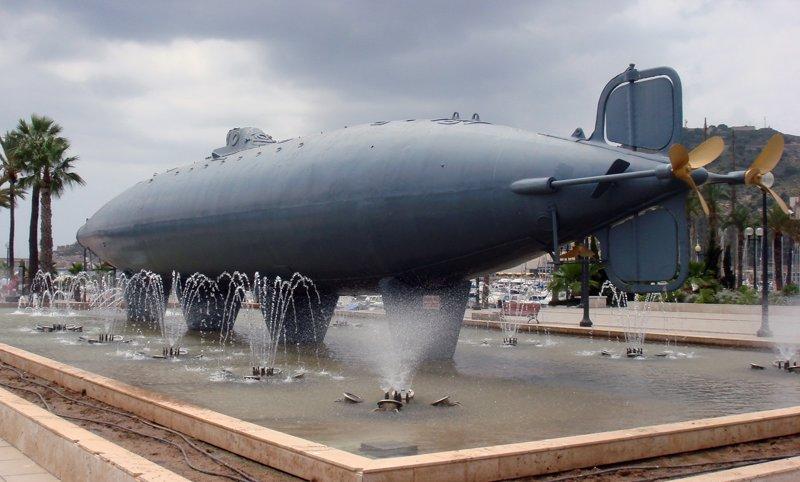 3d2d4914d61 Doce de los inventos españoles más importantes de la historia. Primer  submarino creado por el murciano Isaac Peral