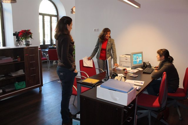 Oficina Municipal de Turismo de Úbeda (Jaén)