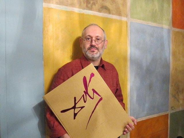 El estudioso sobre Dalí Ricard Mas