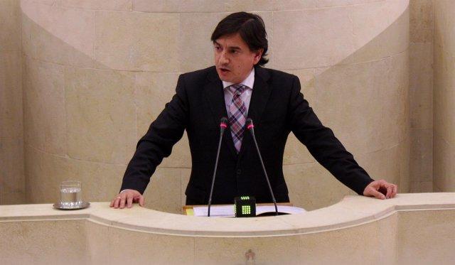 Julio Cabrero, diputado del PP cántabro