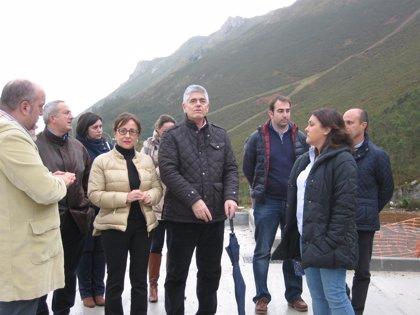 Cogersa abrirá en el primer trimestre de 2015 la nueva estación de transferencia de residuos del oriente