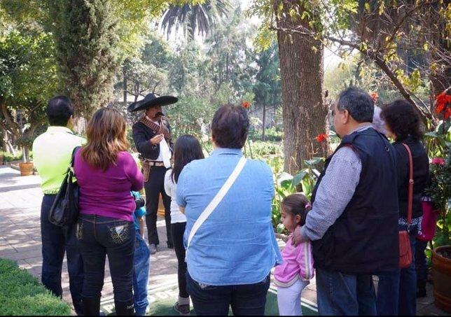 Una visita guiada sobre Emiliano Zapata