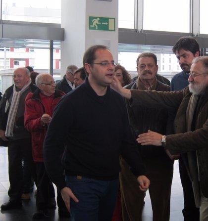 """Luena: El PSOE """"cuenta con un proyecto político para España"""""""