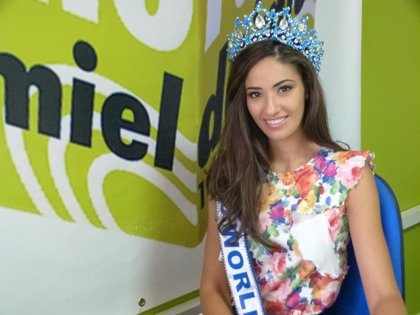La daimieleña Lourdes Rodríguez compite por ser la Miss Mundo