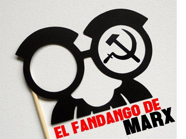 Cartel de 'El fandango de Marx'