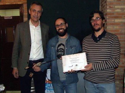 Barbière, ganador de la I Feria de la Cerveza Artesana organizada por La Cancela en Toledo