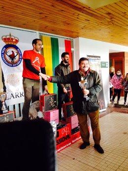 Jordi Morato gana el XXIV Campeonato de España de Caza de Becadas