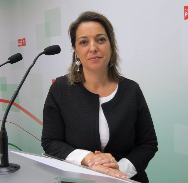 La candidata del PSOE a la Alcaldía de Córdoba, Isabel Ambrosio