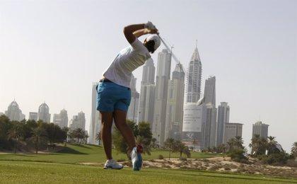 Carlota Ciganda logra el segundo puesto en el Omega Dubai Masters
