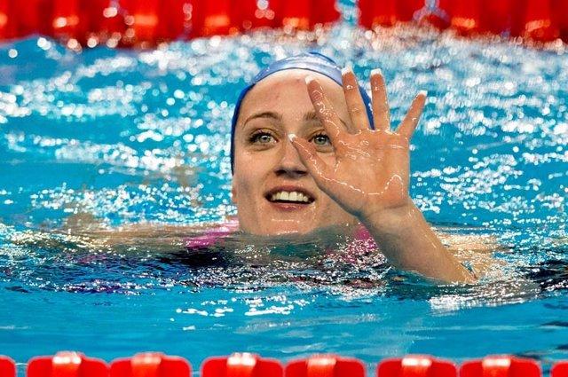 Mireia Belmonte posee cinco récords del mundo en su poder