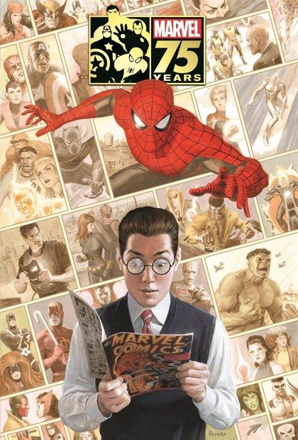 Marvel elige sus 75 mejores cómics: Civil War, Spider-Man, X-Men...