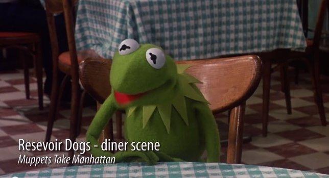 Tarantino y  Muppets