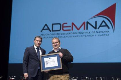 Ademna obtiene el reconocimiento Excelencia Navarra EFQM 400+